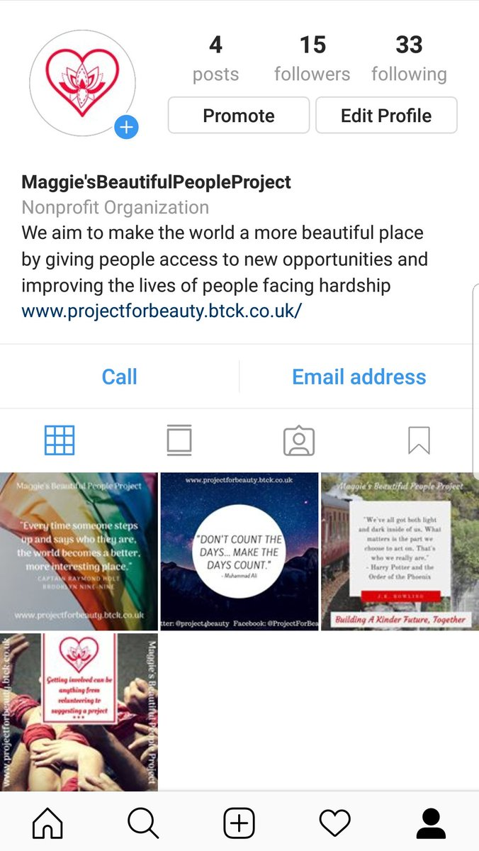 Check out our newly set up #Instagram page for another way to keep up-to-date with all of our projects and #fundraising:  https://www. instagram.com/project_for_be auty/ &nbsp; …  #BeautifulPeople #BuildingAKinderFutureTogether #love #kindness #socialmedia #charity #ThirdSector<br>http://pic.twitter.com/bhRDpyhs4N