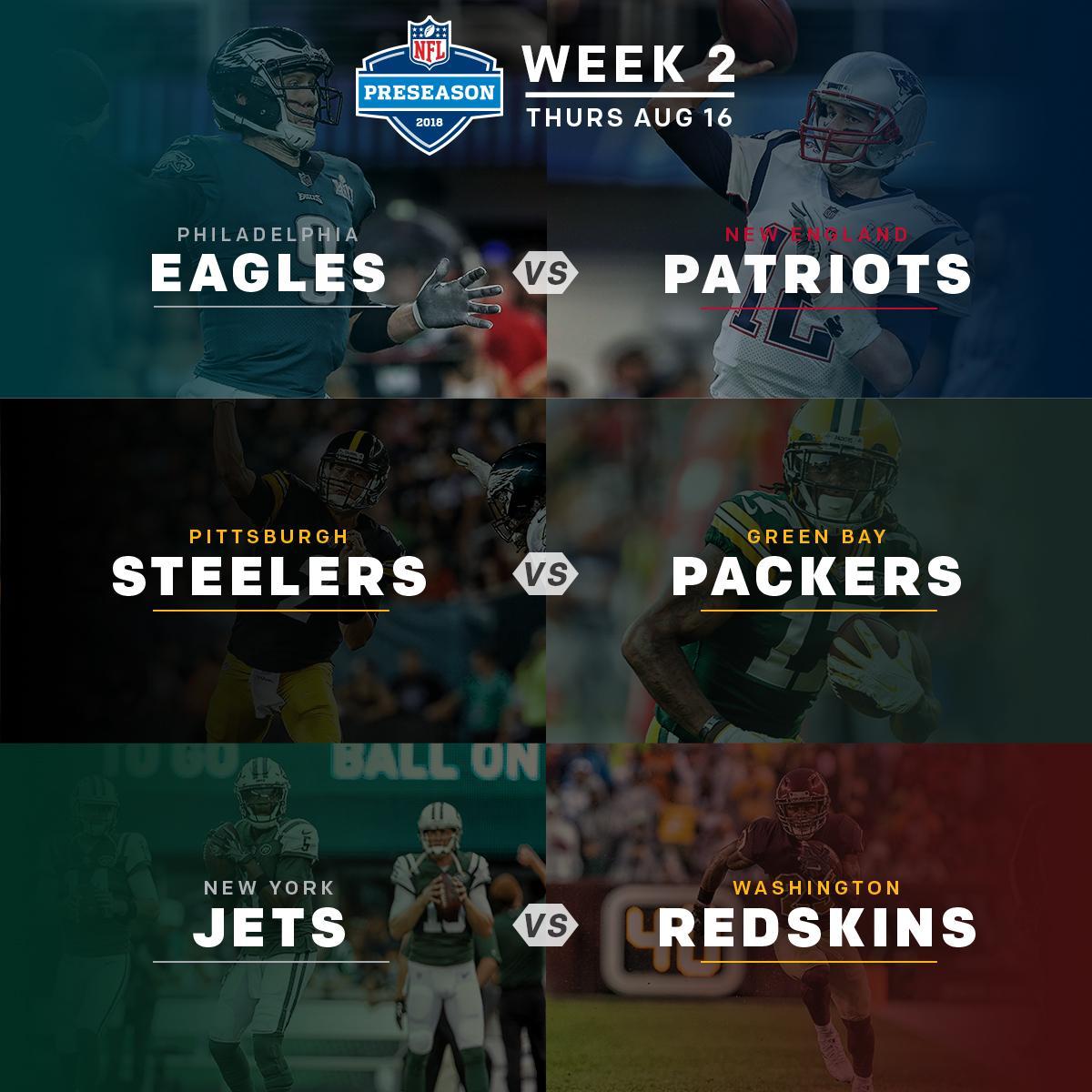 NFL's photo on #nflpreseason