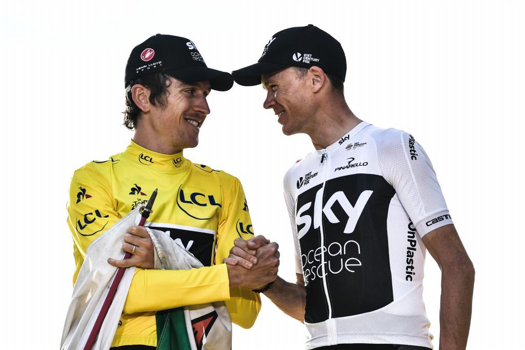 .@ChrisFroome y Geraint Thomas renuncian a La Vuelta a España e irán al Tour de Gran Bretaña bit.ly/2MknIrU