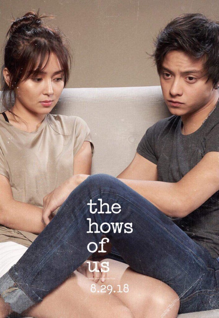"""""""How do we save us?""""  When you strive to fight and find the answer together that's half the battle won.  #TheHowsOfUs #KathNiel<br>http://pic.twitter.com/4qc17QHS7P"""