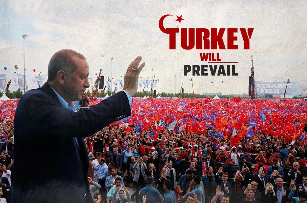 With the leadership of our president @RT_Erdogan and the Turkish Nation's resistance, &quot;We will be successful against these financial attacks.&quot; #TurkeyWillPrevail<br>http://pic.twitter.com/A3eXptirpB