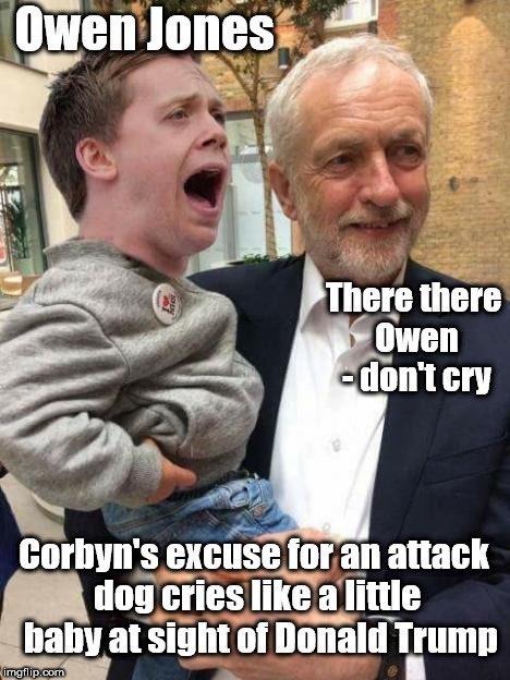 Image result for owen jones  beating memes