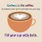 #Caregiving is like sharing a cup of #kindness.  (image via @AmyJ81) #Alzheimers #dementia #mentalhealth @marshawright @muz4now @justfara @JeanetteJoy @PsychicHealerC @d0hertyry4n @RomanJancic @Neville_Garnham @LeezaGibbons @NightShiftMD @TanRob22 @lifeisfluff_44 @Scumezza