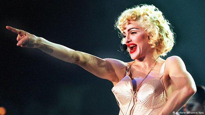 Madonna wird 60 Jahre alt. Happy Birthday!