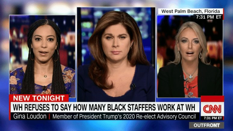 Trump adviser says black people not needed in White House to achieve results https://t.co/ohcKiBggC0 https://t.co/QPP9qe7MZ8