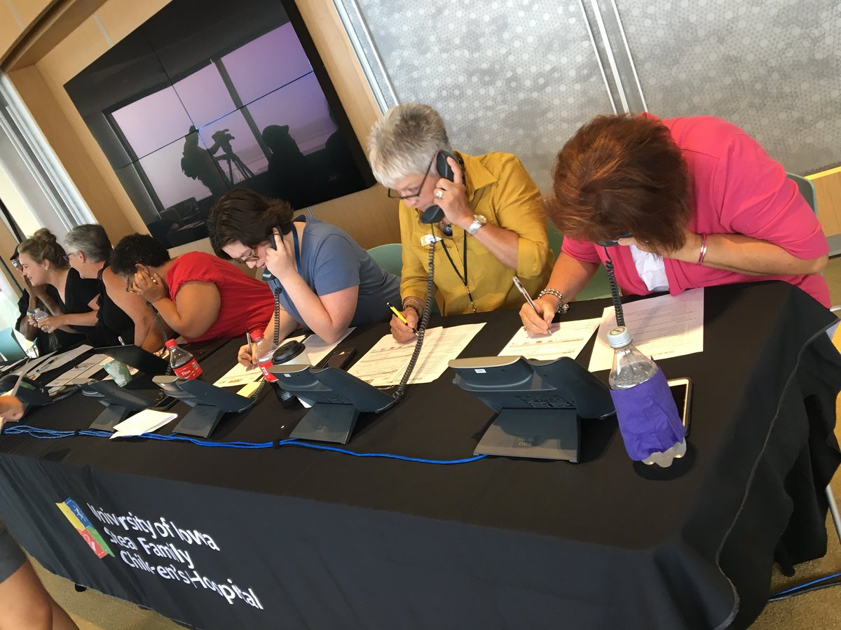 Our @fox28Iowa viewers are amazing! I asked you to put these donation collectors to work, and you did! As soon as I was done with my report, the phones started ringing off the hook! Thank you! @981KHAK @UIchildrens @cbs2iowa<br>http://pic.twitter.com/MTYTc39cCh