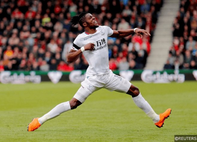 Wilfried Zaha has donated 10% of his wages to charity since turning professional...  under his new contract that will equate to around £675,000 a year!  Class act.  #CPFC   <br>http://pic.twitter.com/yZiiz0Zfdm