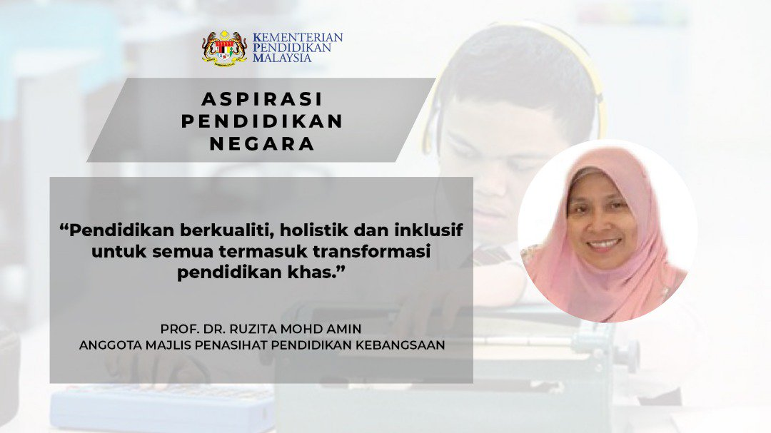 Maszlee Malik On Twitter Prof Dr Ruzita Binti Mohd Amin Sebagai Anggota Majlis Penasihat Pendidikan Kebangsaan