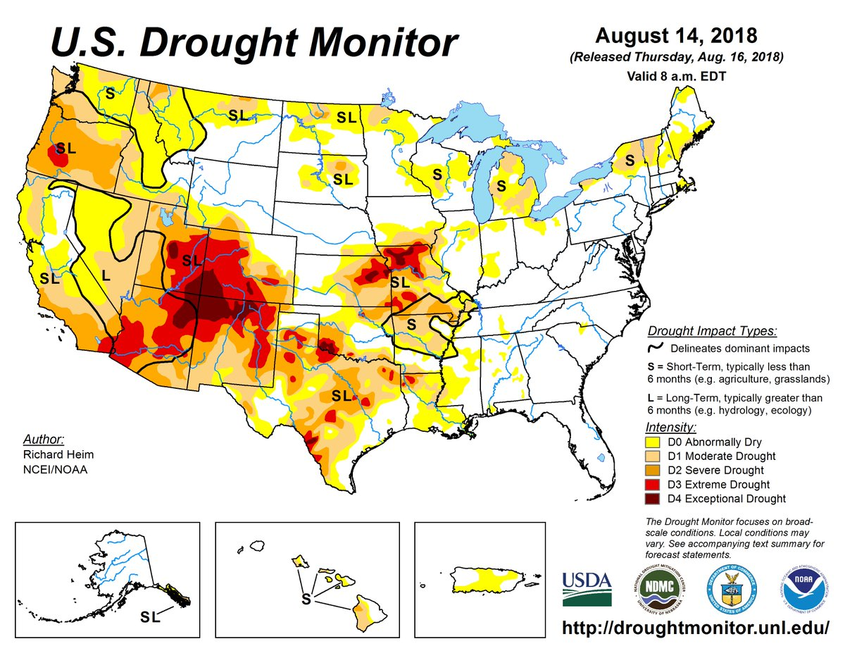 Drought Center в Twitter: \