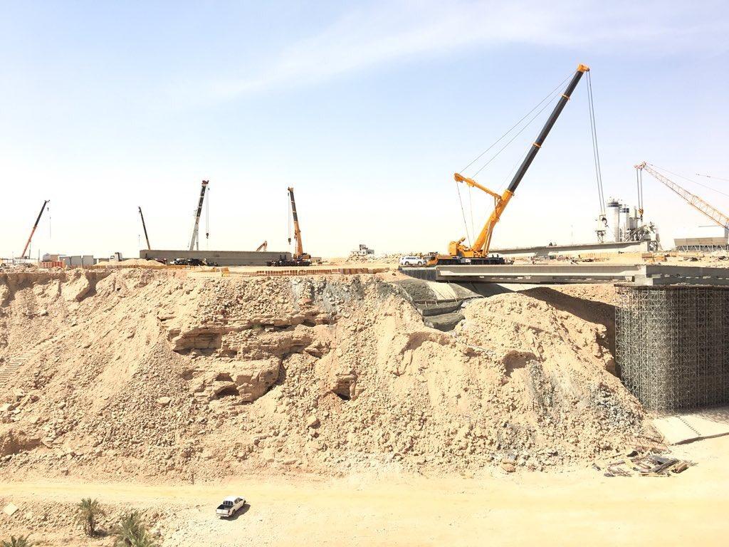 """مشاريع السعودية on Twitter: """"ويهدف جسر طريق الامام مسلم بـ ..."""