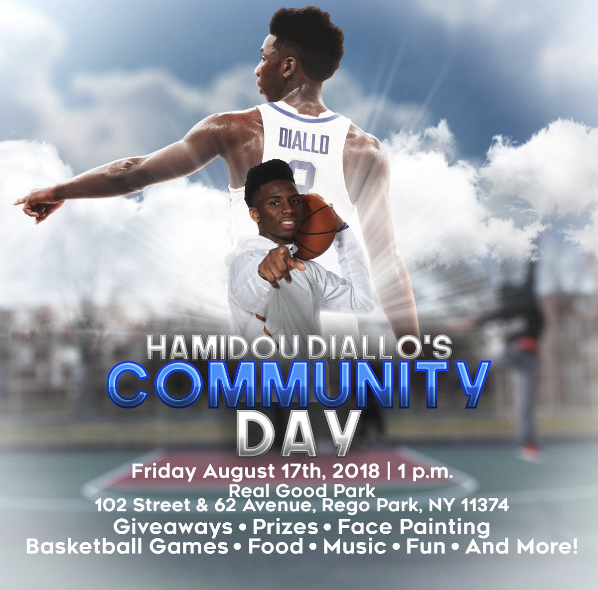 Tomorrow I will Be Hosting My 1st Give Back For My Community Be There!!