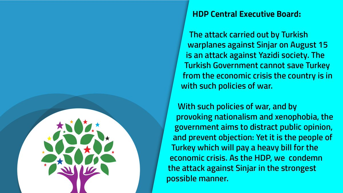 HDP English on Twitter: