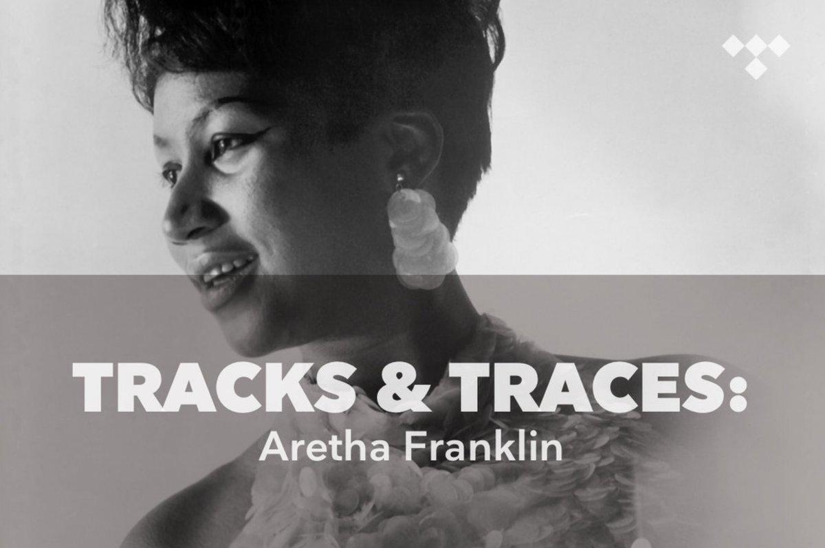 Tracks + Traces: Aretha Franklin tdl.sh/HbdEQq #TIDAL