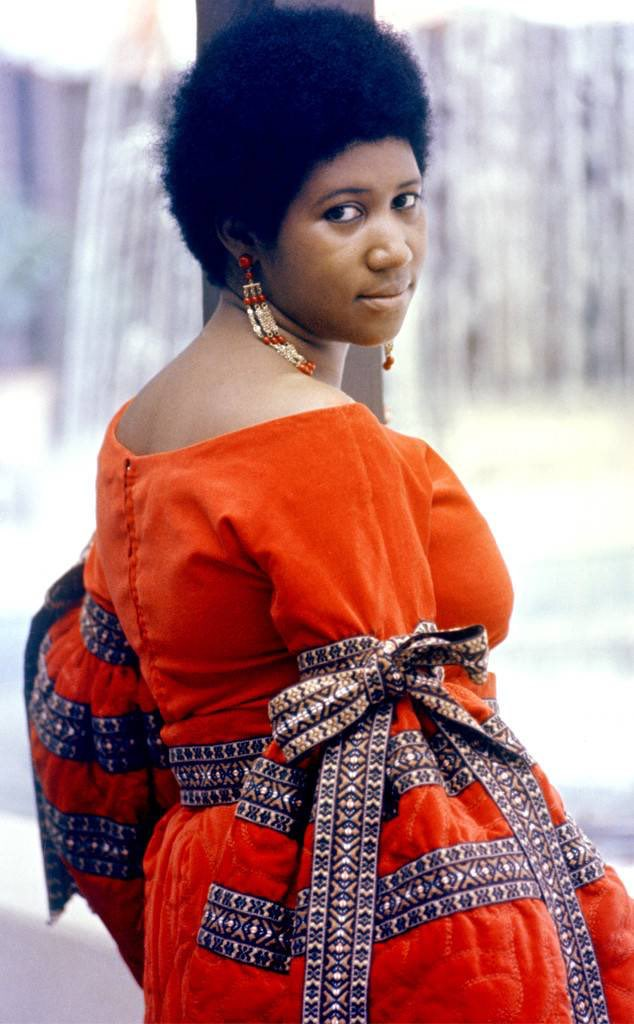 You've given us timeless music that will forever live in our hearts. You were truly one of a kind. May you Rest In Peace Beautiful Queen. #ArethaFranklin