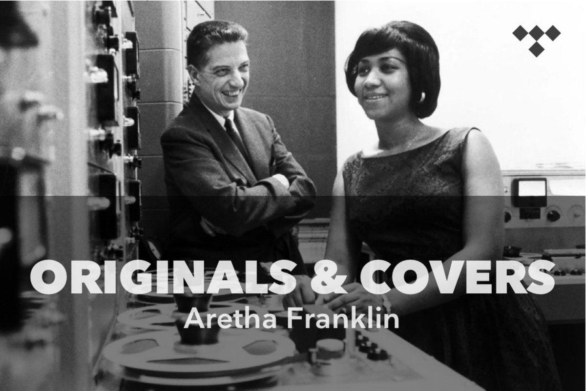 Originals + Covers: Aretha Franklin tdl.sh/OqjhIf #TIDAL