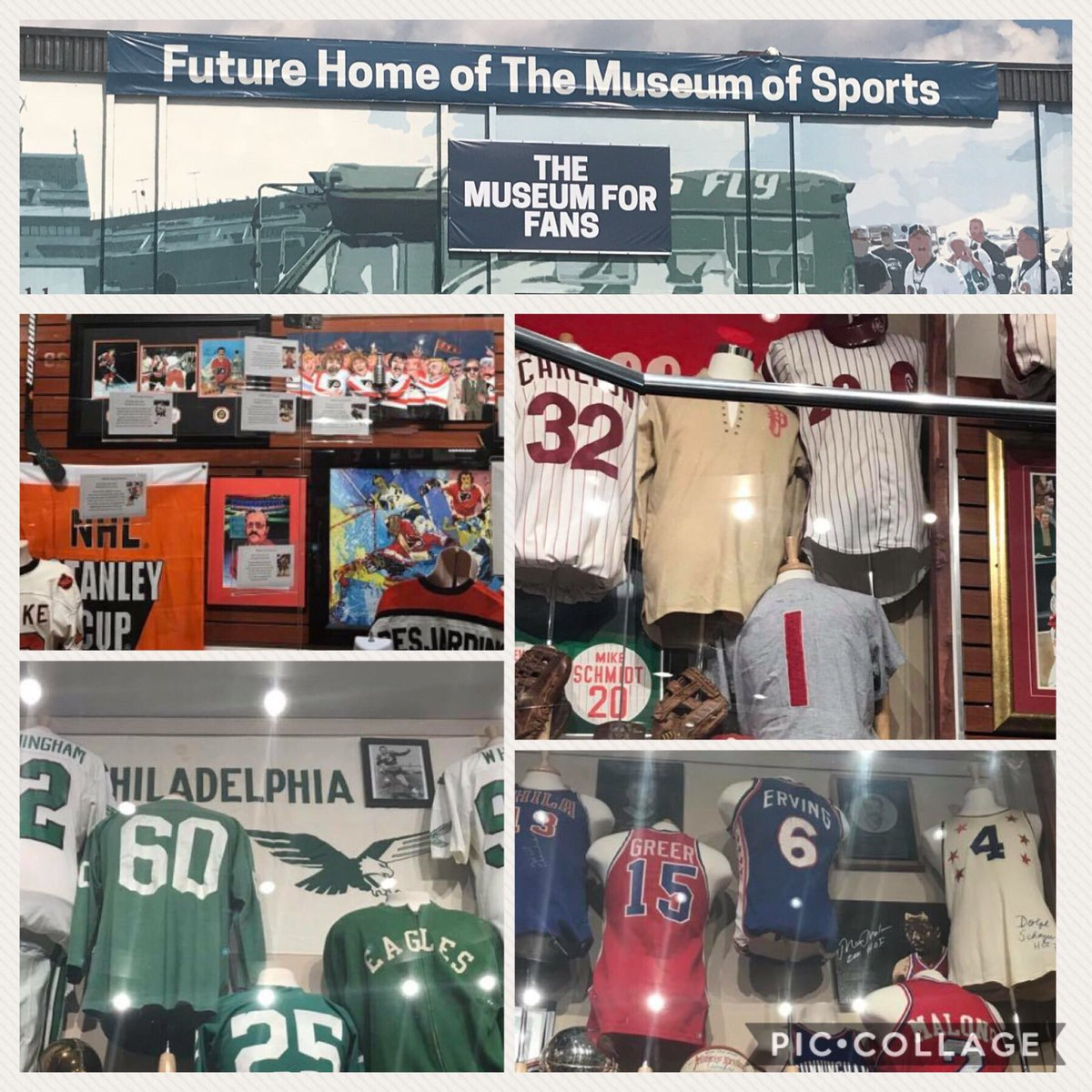 PHILLY FANS:  Help me spread the word about the new Museum of Sports (@MoSPhilly) coming to the South Philly Sports Complex!  Please RETWEET and follow me for all news and updates on the project! #FlyEaglesFly #flyers #sixers #BeBold #Union #Soul