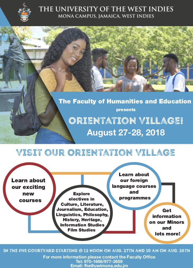 Calling all new and returning pelicans  Remember to visit our Orientation Village next Monday &amp; Tuesday ! Located in the courtyard starting at 12 noon and 10 am respectively. #pelicanpride #humedu #orientation2018<br>http://pic.twitter.com/4SgaA0jFLj