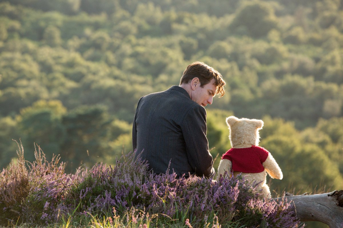 #ChristopherRobin film review: 'A feel-good movie about innocence lost and regained' https://t.co/WK5hmw9bEt