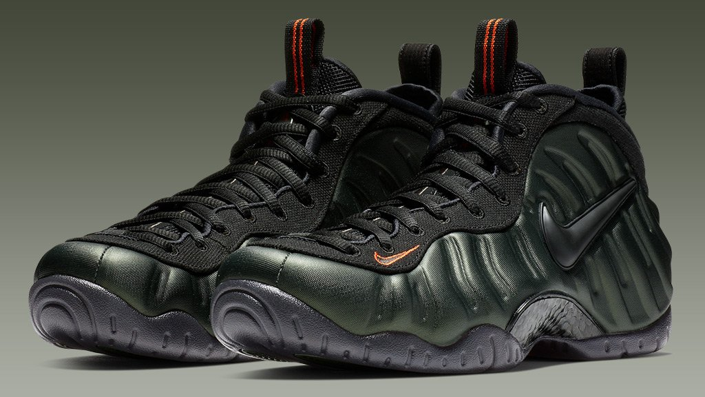 outlet store 44534 04624 the swoosh just dropped a new nike air foamposite pro colorway who s  copping gt
