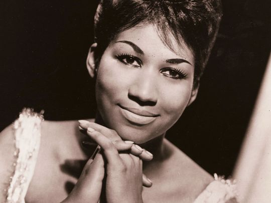 RIP Aretha Franklin. Thank you for being the sounds of my household as a kid when my mother would clean the house.