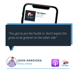 🚀 Learn more about John's story → https://t.co/sZu4WPex0G  #TopAgentPodcast