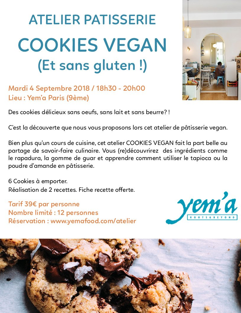 cours de cuisine vegan paris 0 replies 4 retweets 6 likes