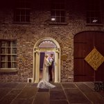 Image for the Tweet beginning: #ThrowbackThursday to the stunning wedding