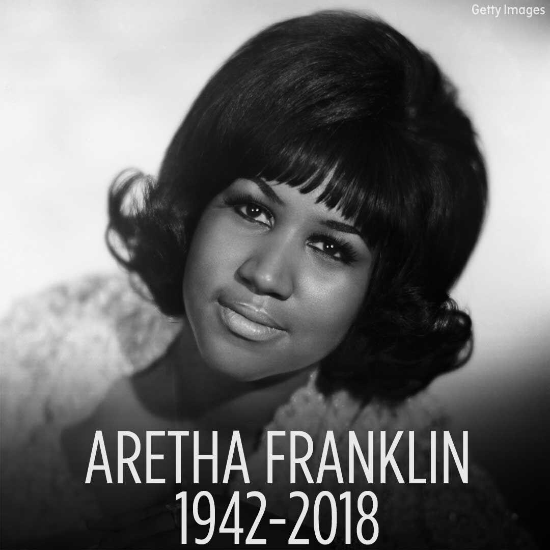 Legendary soul singer Aretha Franklin has died in Detroit at the age of 76