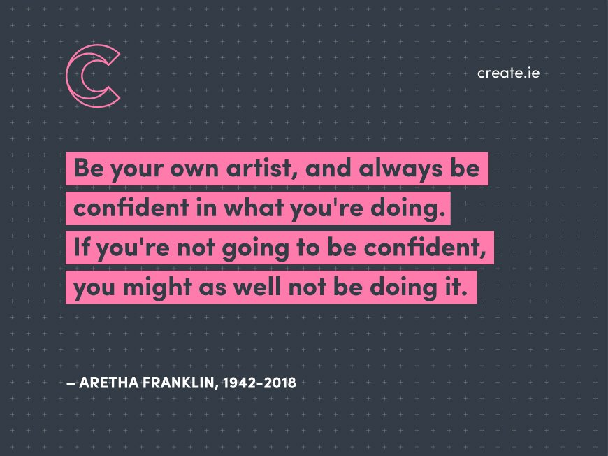 #ArethaFranklin #inspirational #branding #queenofsoul #artist #business #strategy #marketing #individuality #rip