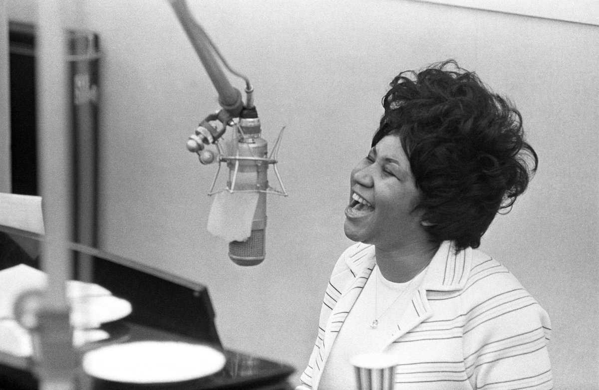 We mourn the passing of Aretha Franklin, the Queen of Soul. Her voice will keep lifting us, through the music she gave the world. Our thoughts are with her family, her loved ones and fans everywhere. Take her hand, precious Lord, and lead her home. 🎶