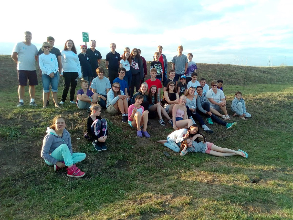 Everyone is having a fab time on our Bradwell trip this week. From canoeing, cycling, archery, climbing, kite flying and facing fears on the high ropes. It sounds like it's been an action-packed week of confidence-building activities #ReturntoSail