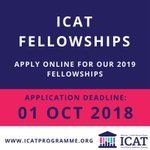 Aspire to be a Clinician Scientist? The @ICATProgramme is seeking ambitious medical graduates in early stage higher specialist training to apply to our fellowship call (opening online next week https://t.co/vRFBXyiNQc). Deadline 1st Oct 2018, Fellowships starting July 2019