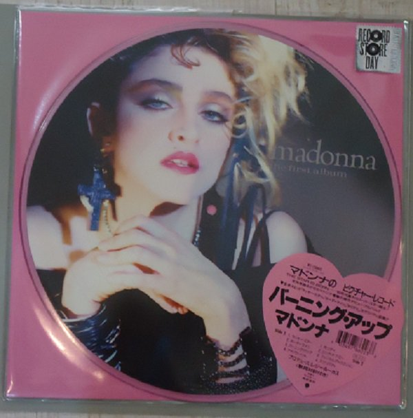 MADONNA Lucky Star  https://www. youtube.com/watch?v=y_vKOv Pl6sk &nbsp; …  Madonna – The First Album 18,90€  https://www. discogs.com/es/sell/item/7 34867109 &nbsp; …  #vinylrecords #madonna<br>http://pic.twitter.com/3vOSLLUmUo