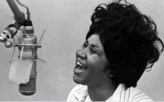 """Sometimes, what you're looking for is already there.""  Aretha Franklin  #ArethaFranklin #RIP"