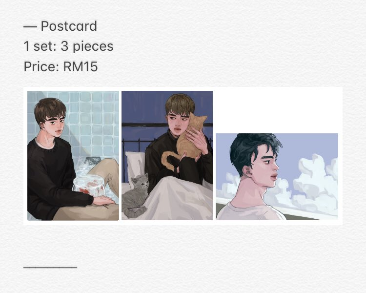 Help RT Pls)  Malaysia GO Kyungsoo fanart goods by @haey00  • Prices stated are first payment only! • Estimate second payment: Approx RM10 • Please refer pictures for more details • Deadline: August 20th, 9PM  Please DM to place order <br>http://pic.twitter.com/1fVsN0duJn