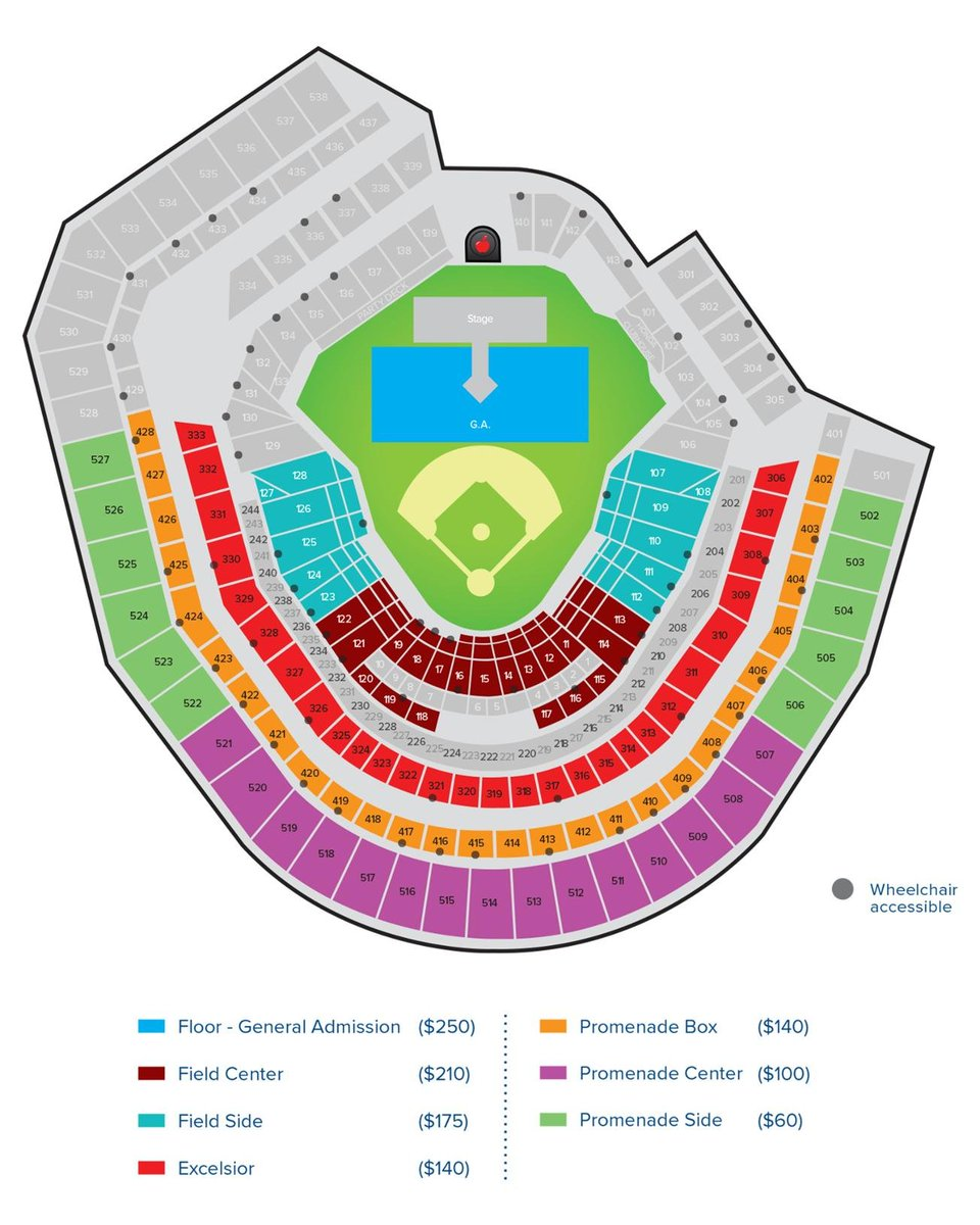 Citi Field On Twitter We Know You Are Excited For At Btsbighit