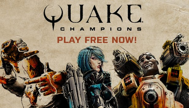 #QuakeChampions is currently #FreeToPlay on Steam! This is the most current arena shooter game from the brutal #Quake series   #eARLYaCCESS #sTEAMsALE #gAMING #gAMER #gAMERSuNITE #tEAMbnn<br>http://pic.twitter.com/pZ6Op06TT6