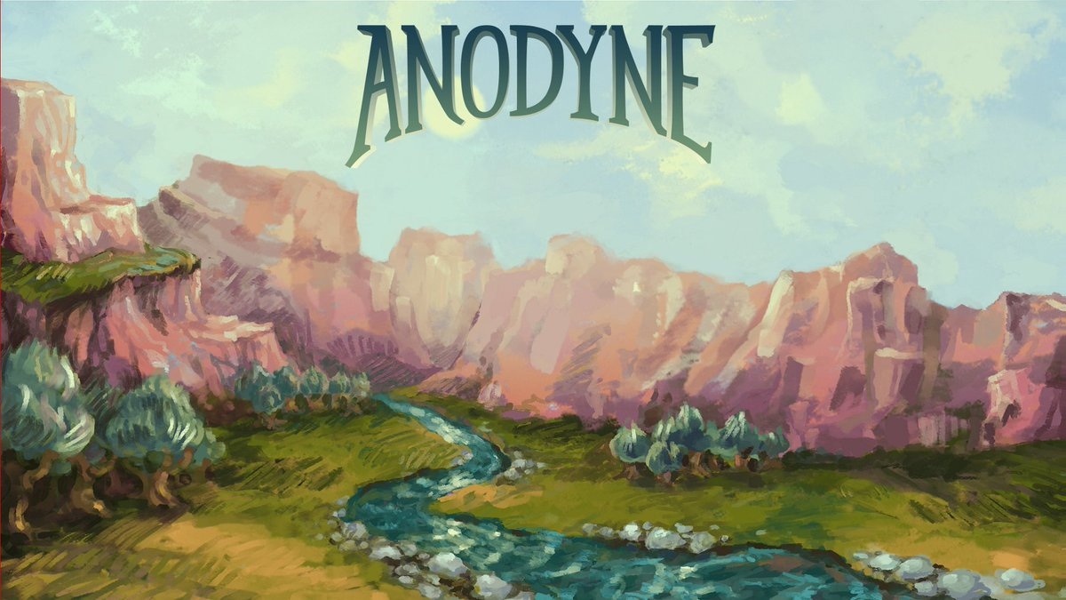 Anodyne is set to launch on Xbox One and PS4 in September  https://www. youtube.com/watch?v=OjWRU5 toicQ &nbsp; … <br>http://pic.twitter.com/V7oFLNcmOj