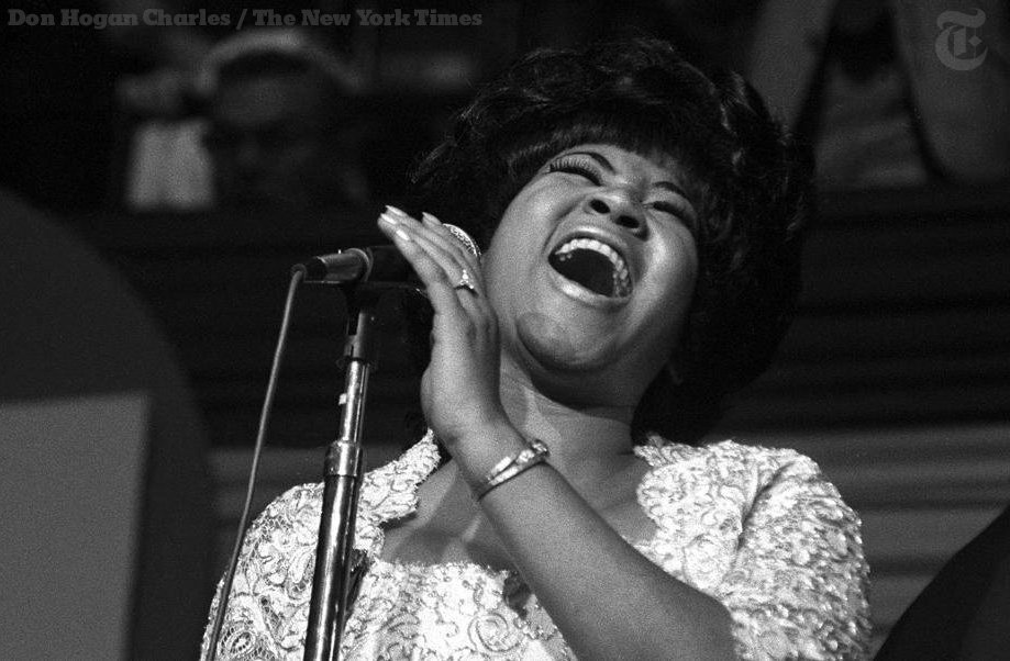 We are sorry to hear about the loss of #thequeenofsoul. Rest in peace. #ArethaFranklin
