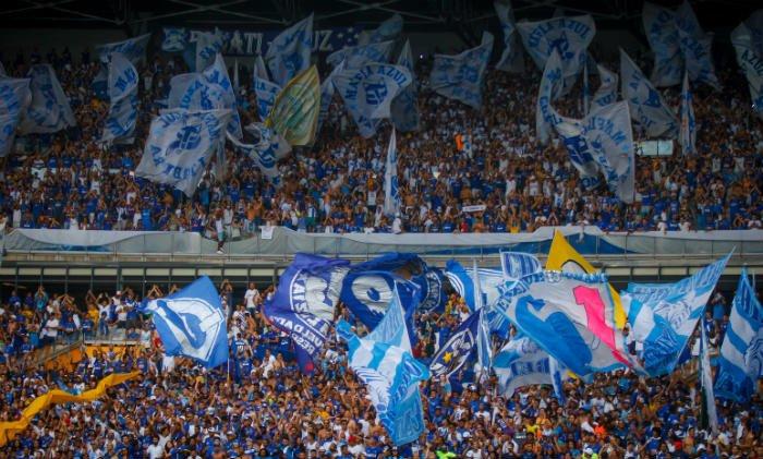b6c19ba7a9 O Sócio que adquirir ingresso para Cruzeiro e Bahia terá prioridade de  compra para o duelo com o Flamengo! E tem preços mais do que especiais!