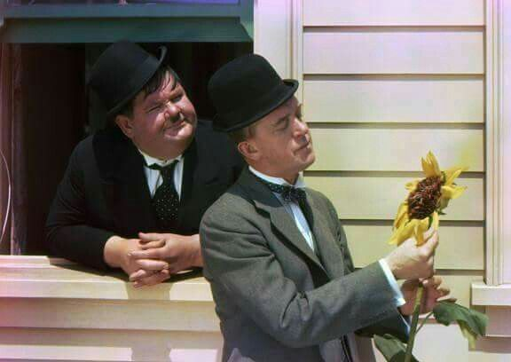 Laurel and Hardy on Twitter: \