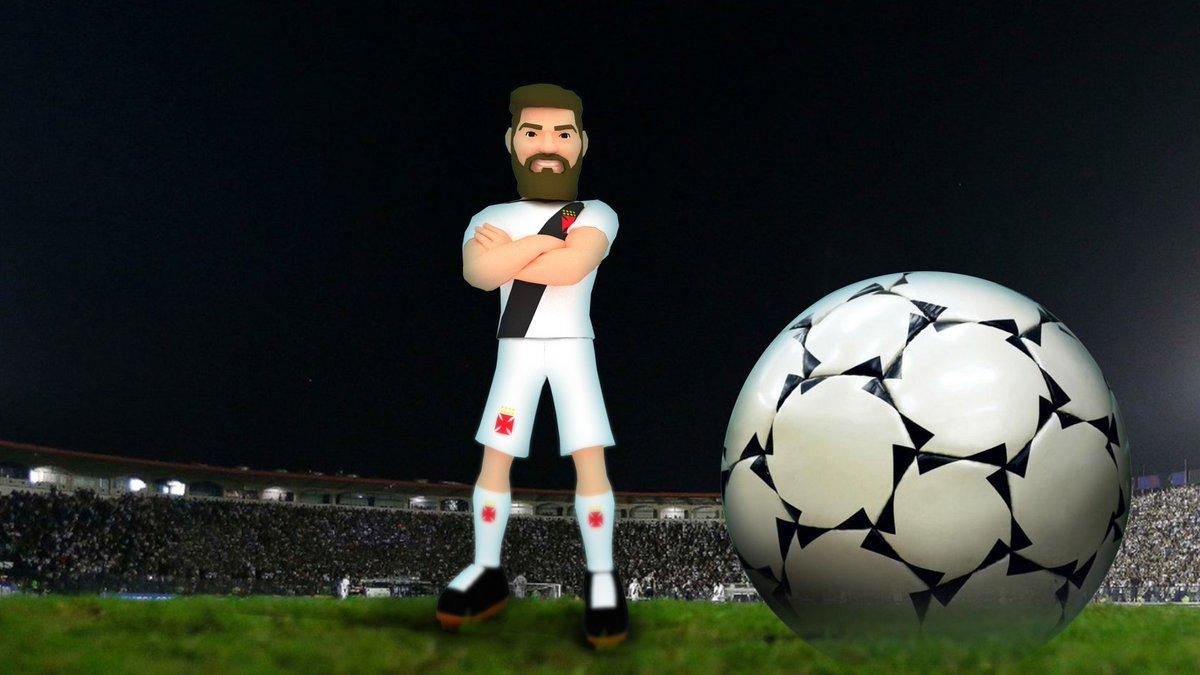 O Club de Regatas Vasco da Gama acaba de lançar seu game voltado para a fidelização e engajamento do torcedor. Ele se chama VASCO FANÁTICO e está disponível para Android e IOS.  #Vasco120