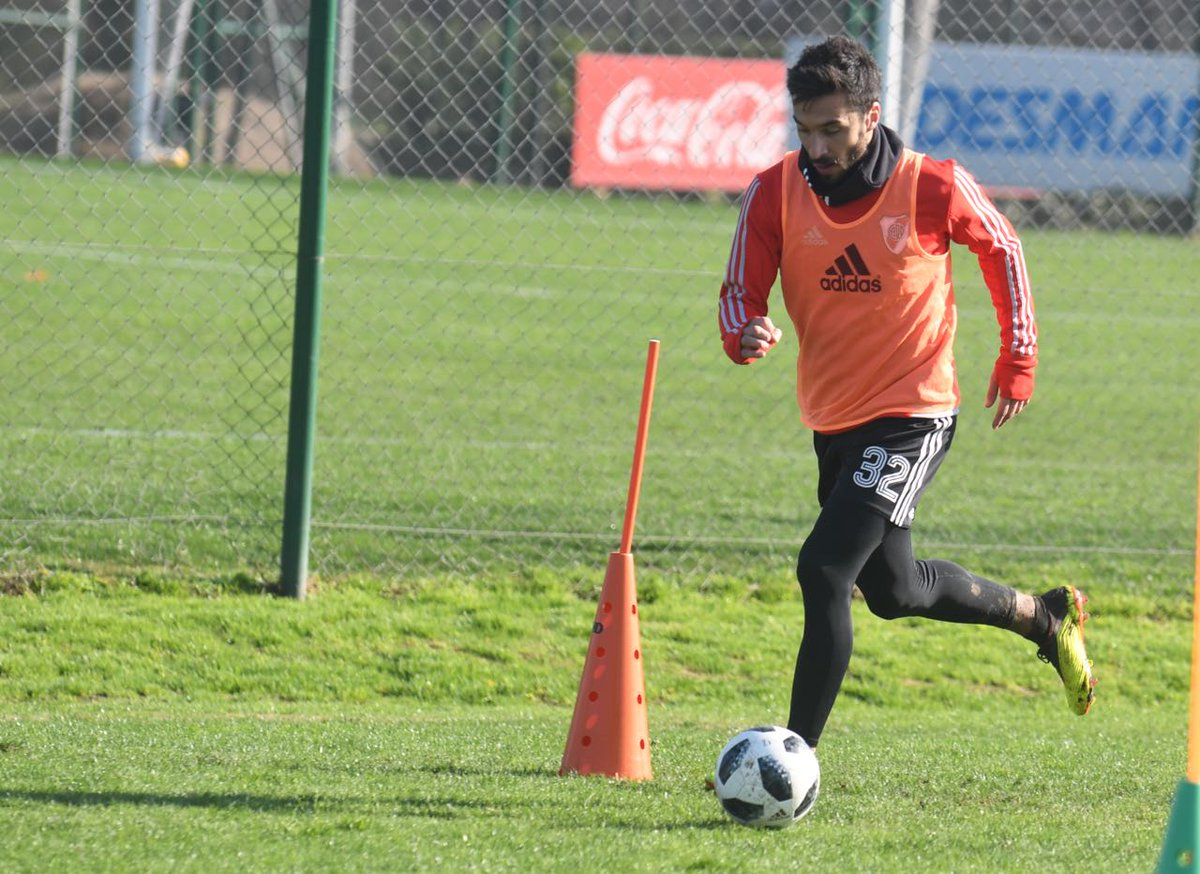 River Plate's photo on Scocco