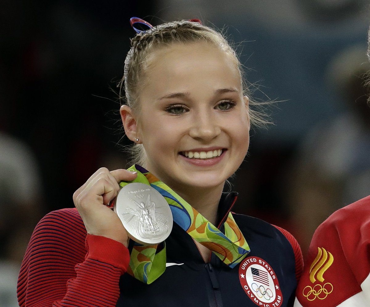 Two more women have come forward to say they were abused by Larry Nassar.  Olympians Madison Kocian and Kyla Ross filed civil lawsuits against Michigan State University, where Nassar worked for decades. <br>http://pic.twitter.com/j1vRmJy9HX