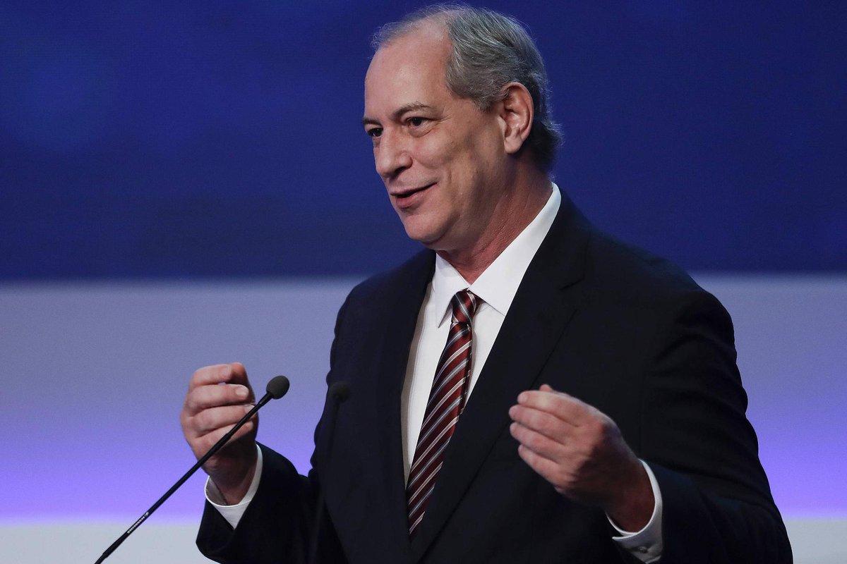 Deu pontapé inicial na campanha | Acabei de ganhar na loto, diz Ciro Gomes sobre críticas de Temer https://t.co/9d2JJTVLhq