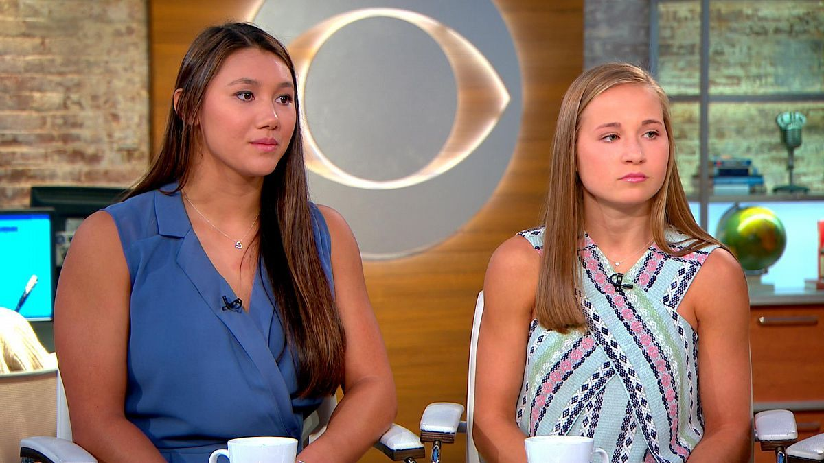 Watch CBS This Morning: Olympians speak out on Larry Nassar abuse  https:// buff.ly/2L0dHe1  &nbsp;  <br>http://pic.twitter.com/RLlsdHjBR3