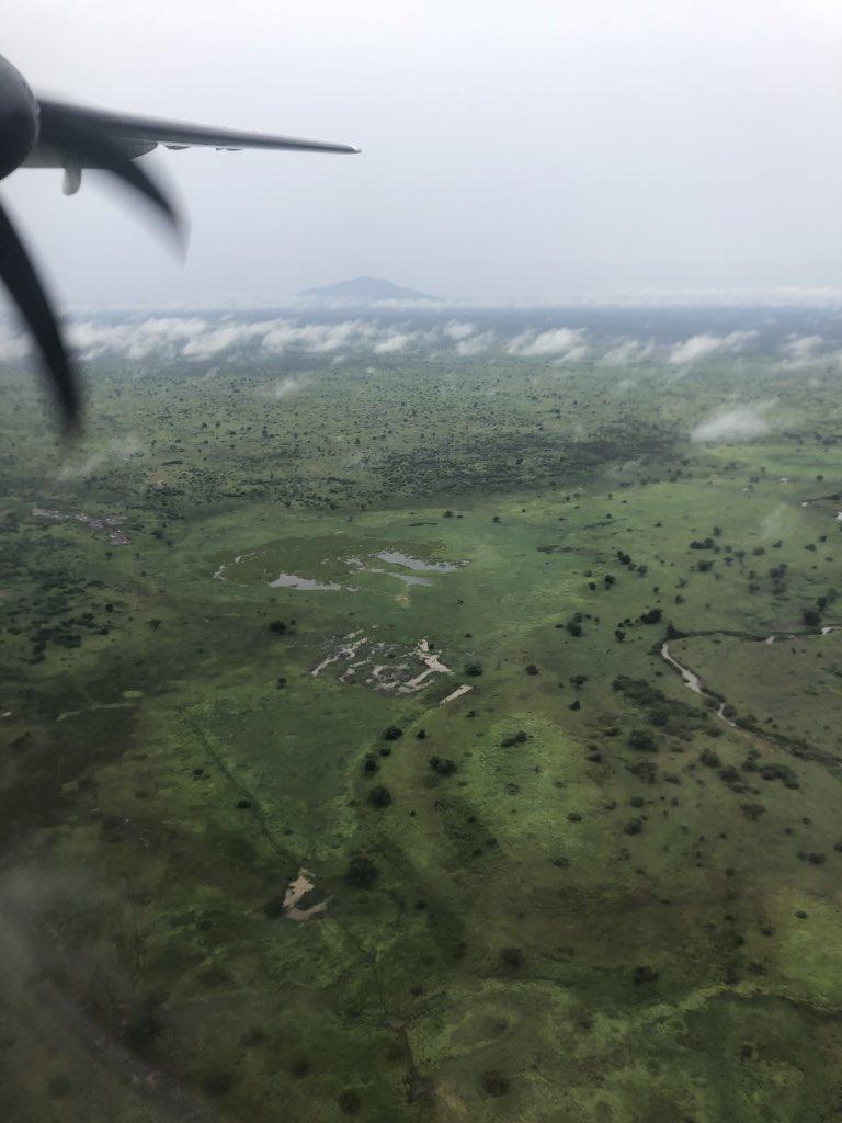やっと目的地の一つ目である南スーダン共和国に到着!