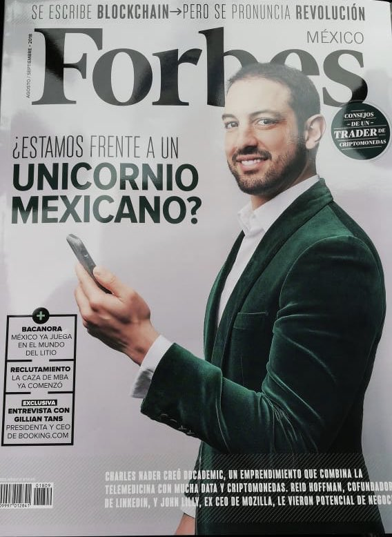 Yesterday the @Forbes_Mexico edition started circulating!  https://www. facebook.com/ForbesMexico/  &nbsp;   ... its a huge honor for Docademic and $MTC to be featured in such an important publication. #CryptoNews #Crypto #HODL #cryptotwitter #cryptocurrency #cryptotrading<br>http://pic.twitter.com/HXuyQ3MWwJ