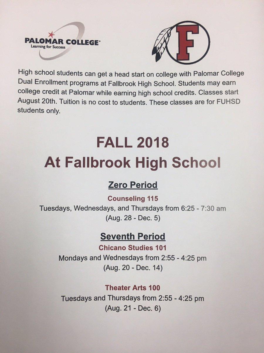 Fallbrook high school aries