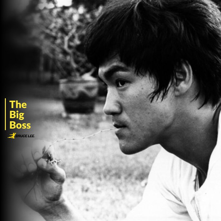 "Bruce Lee on Twitter: ""The Big Boss.…"